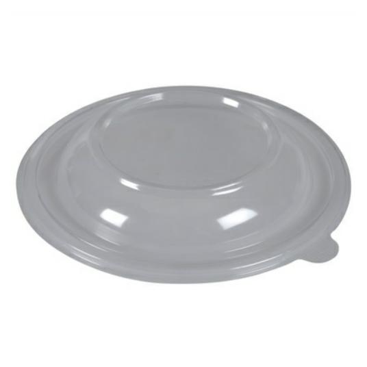 Låg til salatskål, klar, A-PET, Ø 187 mm
